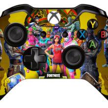 Fortnite Xbox One Controller Skin Sticker Decal Design 20
