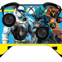 Fortnite Xbox One Controller Skin Sticker Decal Design 35