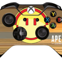 Apex Legends Xbox One Controller Skin Sticker Decal Design 4