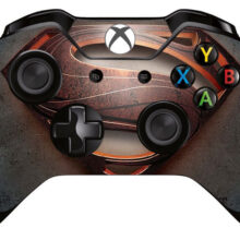 Superman Xbox One Controller Skin Sticker Decal