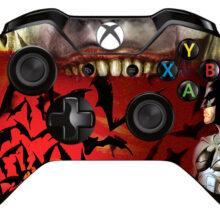 Joker Xbox One Controller Skin Sticker Decal Design 6
