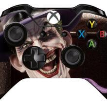 Joker Xbox One Controller Skin Sticker Decal Design 11