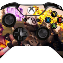 Fortnite Xbox One Controller Skin Sticker Decal Design 39