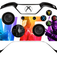 Fortnite Xbox One Controller Skin Sticker Decal Design 54