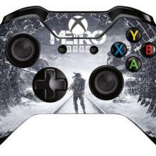 Metro Exodus Xbox One Controller Skin Sticker Decal