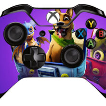 Fortnite Xbox One Controller Skin Sticker Decal Design 67