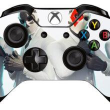 Fortnite Xbox One Controller Skin Sticker Decal Design 68