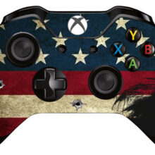 Flag Of The United States Xbox One Controller Skin Sticker Decal