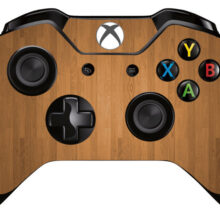 Wooden Style Xbox One Controller Skin Sticker Decal