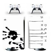 Death Stranding PS5 Skin Sticker Decal