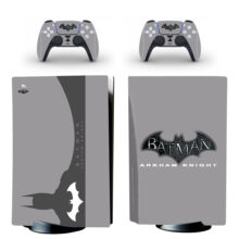 Batman Arkham PS5 Skin Sticker Decal Design 3