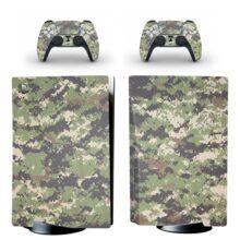 Military Wallpaper PS5 Skin Sticker Decal Design 5