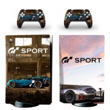 Gran Turismo 7 PS5 Skin Sticker Decal