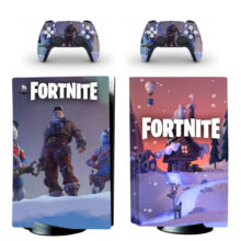 Fortnite Skin Sticker For PS5 Skin And Controllers Design 22