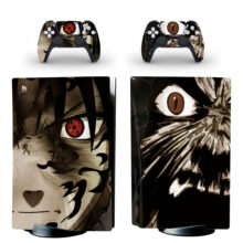 Naruto Skin Sticker Decal For PlayStation 5 Design 6