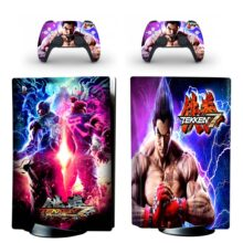 Tekken 7 Skin Sticker For PS5 Skin And Controllers Design 1