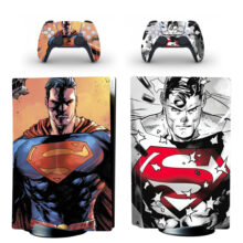 Superman Skin Sticker Decal For PlayStation 5