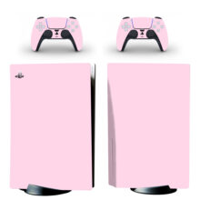 Solid Color Wallpapers Skin Sticker For PS5 Skin And Controllers