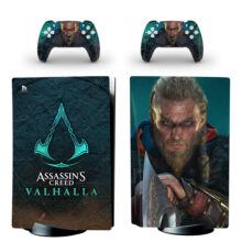 Assassin's Creed Valhalla PS5 Skin Sticker Decal