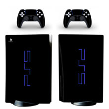 PS5 Pattern Wallpaper Skin Sticker Decal For PlayStation 5