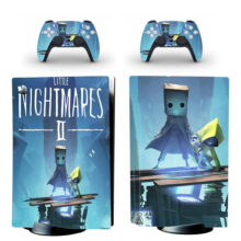 Little Nightmares Skin Sticker For PS5 Skin And Controllers