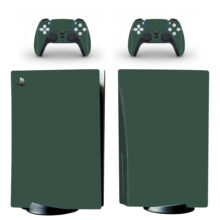 Solid Color Wallpapers Skin Sticker Decal For PlayStation 5 Design 2