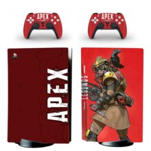 Apex Legends Skin Sticker For PS5 Skin And Controllers