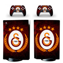 Galatasaray S.K Skin Sticker Decal For PlayStation 5