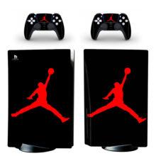 Jordan PS5 Skin Sticker Decal Design 1