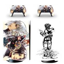 Kingdom Hearts PS5 Digital Edition Skin Sticker Decal