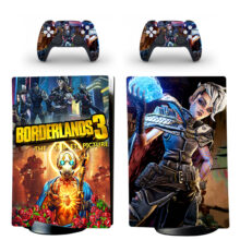 Borderlands 3 PS5 Digital Edition Skin Sticker Decal Design 4