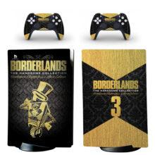 Borderlands 3 PS5 Digital Edition Skin Sticker Decal Design 5
