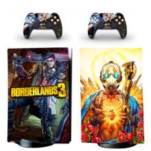 Borderlands 3 PS5 Digital Edition Skin Sticker Decal Design 6