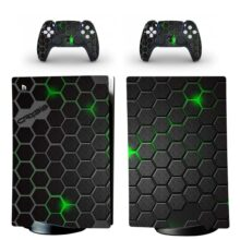 Crysis Skin Sticker Decal For PS5 Digital Edition And Controllers