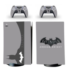 Batman Arkhan Knight Skin Sticker Decal For PS5 Digital Edition
