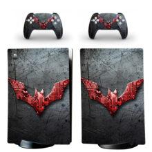 Batman PS5 Digital Edition Skin Sticker Decal