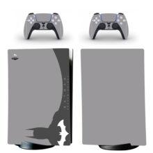 Batman Arkhan Knight PS5 Digital Edition Skin Sticker Decal Design 7