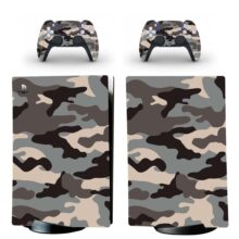 Military Wallpaper PS5 Digital Edition Skin Sticker Decal