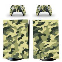 Military Wallpaper PS5 Digital Edition Skin Sticker Decal Design 2