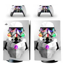Star Wars PS5 Digital Edition Skin Sticker Decal Design 3