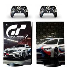 Gran Turismo 5 PS5 Digital Edition Skin Sticker Decal