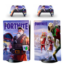 Fortnite Skin Sticker Decal For PS5 Digital Edition Design 7