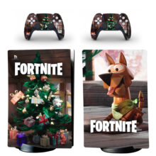 Fortnite Skin Sticker Decal For PS5 Digital Edition Design 13