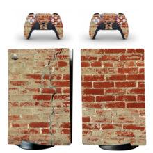 Stone Bricks PS5 Digital Edition Skin Sticker Decal