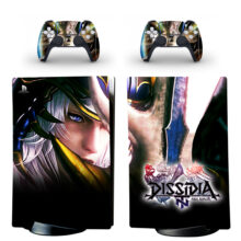 Dissidia Final Fantasy NT PS5 Digital Edition Skin Sticker Decal