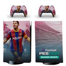 eFootball PES 2021 PS5 Digital Edition Skin Sticker Decal