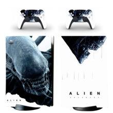 Alien Movie PS5 Digital Edition Skin Sticker Decal