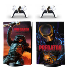 Predator Hunting Grounds PS5 Digital Edition Skin Sticker Decal