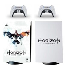 Horizon Zero Dawn PS5 Digital Edition Skin Sticker Decal