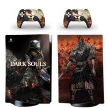 Dark Souls Skin Sticker Decal For PS5 Digital Edition Design 6